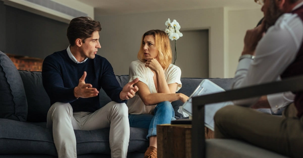 Why You Can't Force a Spouse into Counseling