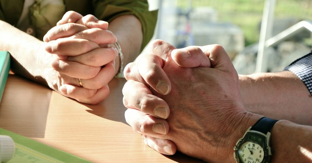 A Powerful Prayer for Couples to Pray Together