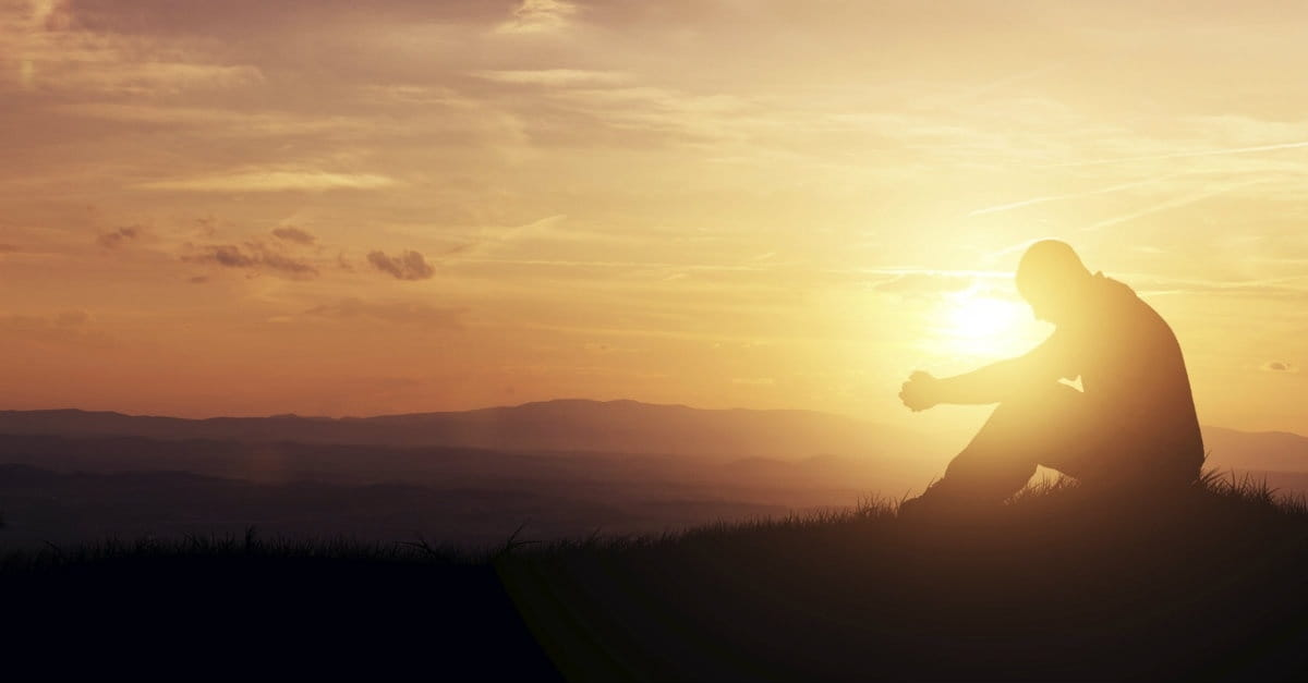 Why You Should Look toward God When You Pray