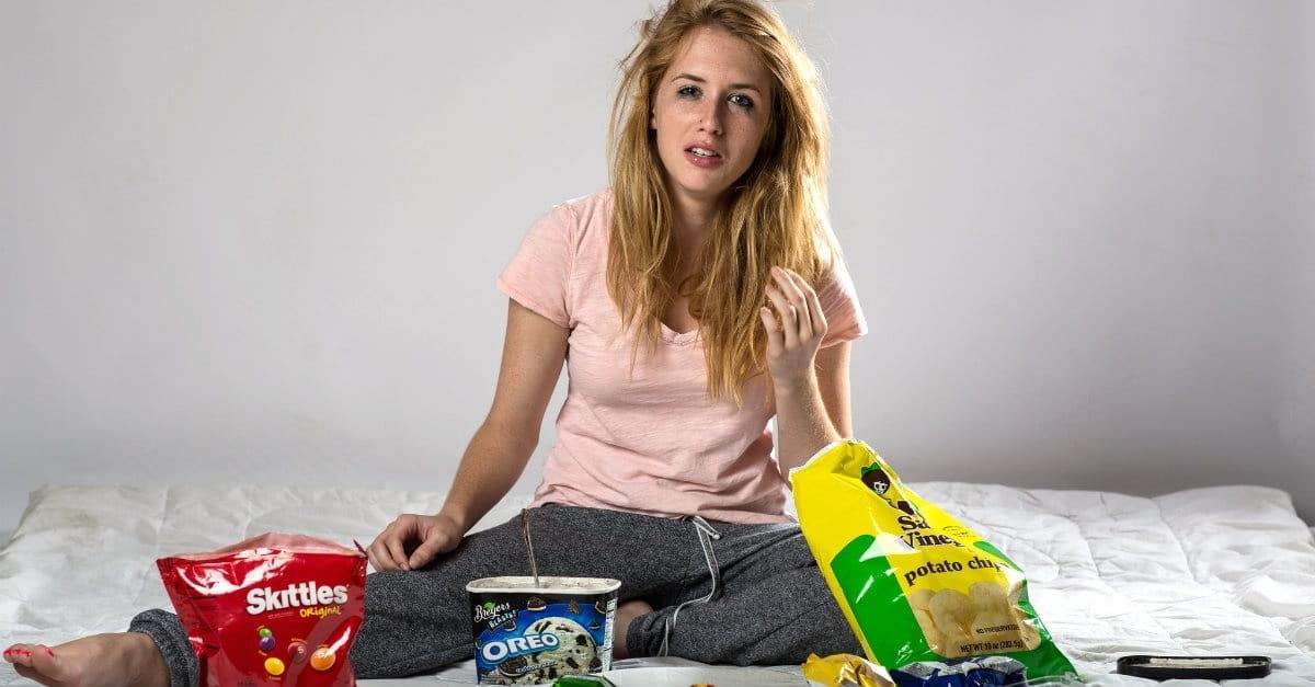 Do You Have a Spiritual Eating Disorder?