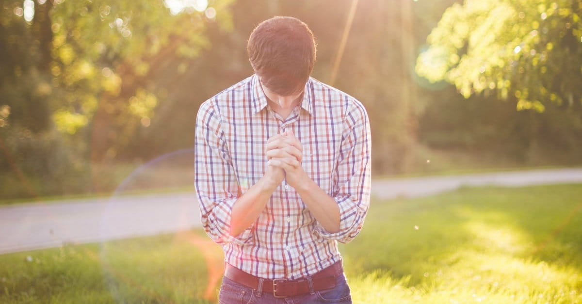 What to Do When You're Too Busy for a Prayer Life