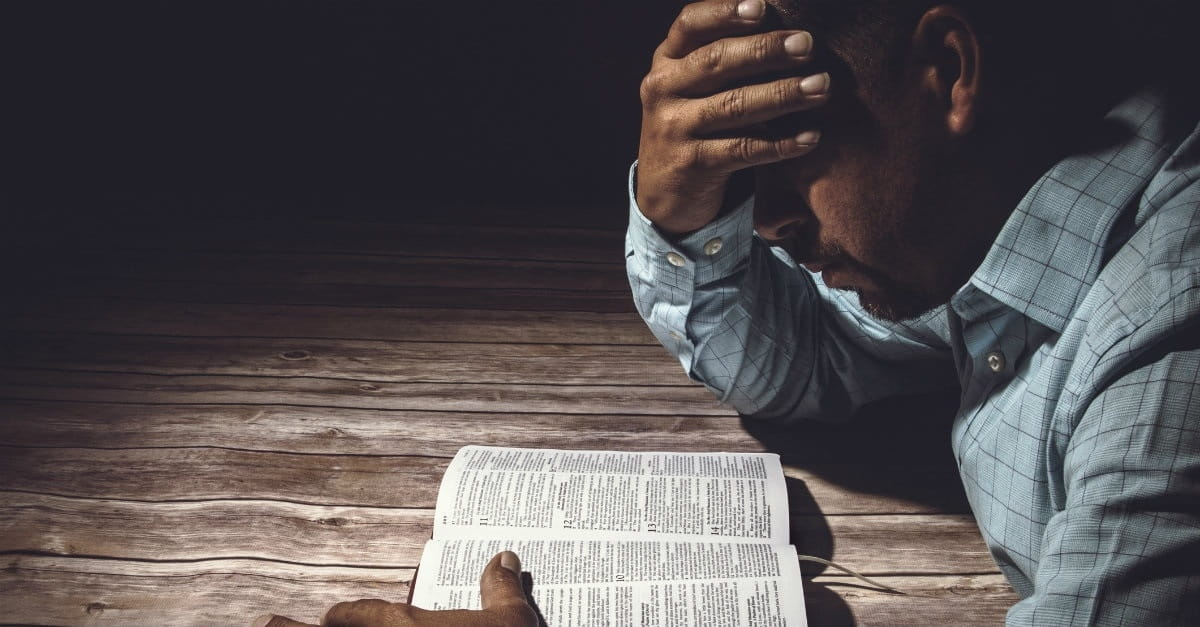 What Should I Do When I'm Struggling to Read God's Word?