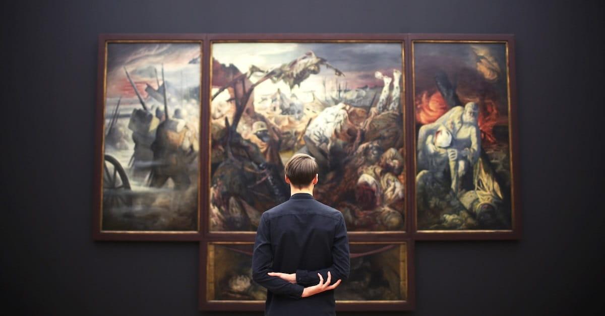 3. Visit a Museum
