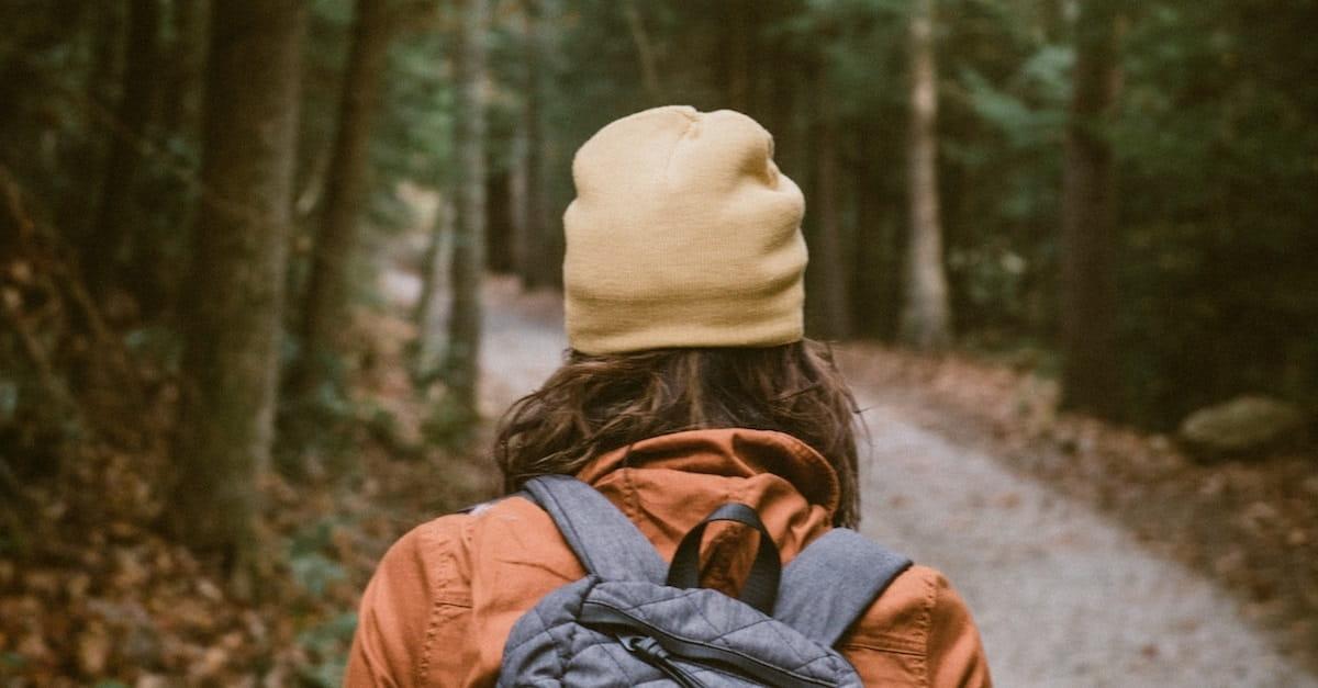 4. Go Hiking