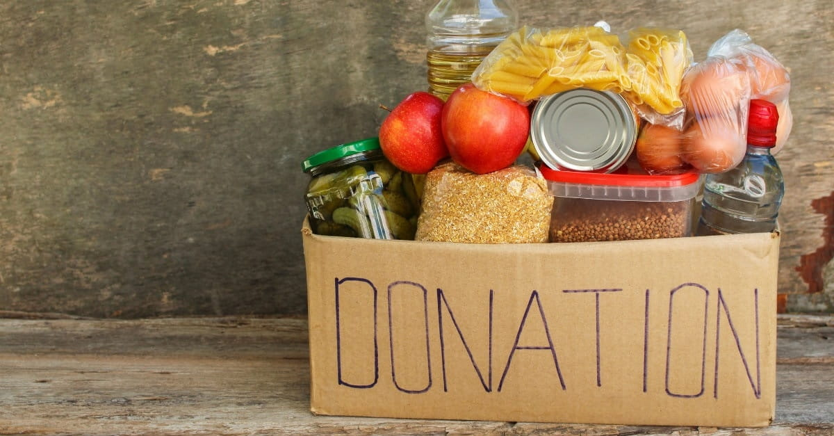 7. Practice generosity.