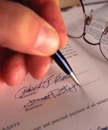 Finances Q&A: Co-Signing a Loan