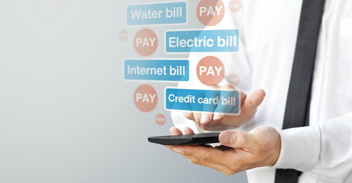 4. Pay a Bill