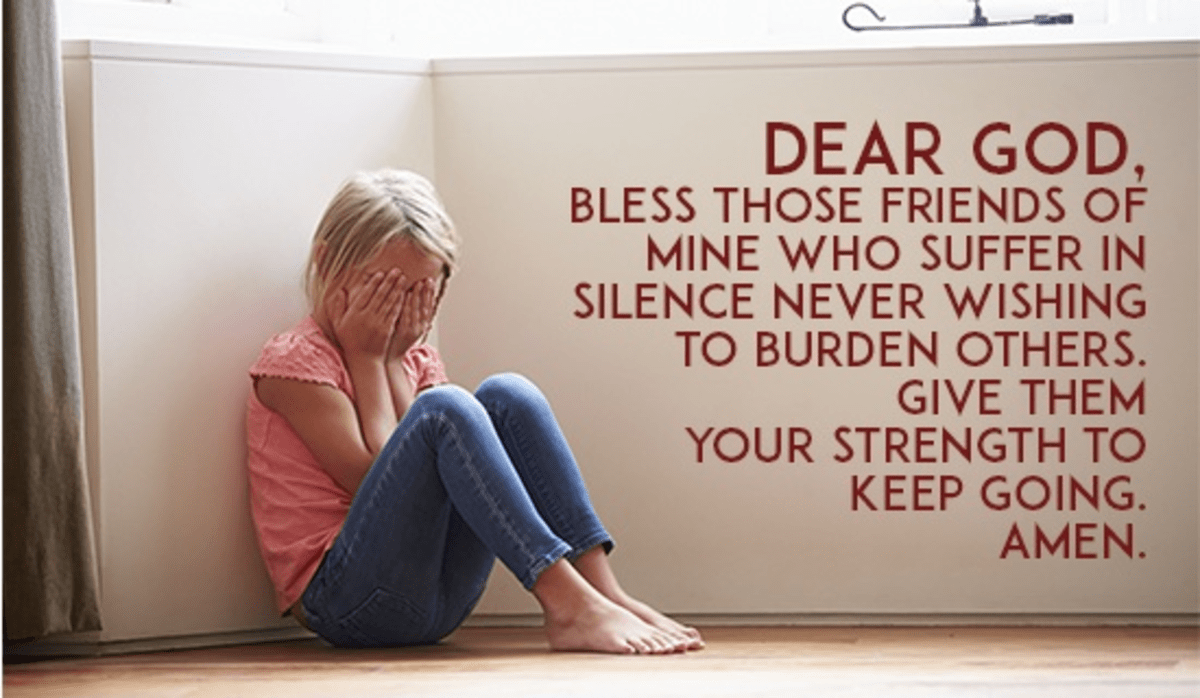 Bless Those Who Suffer