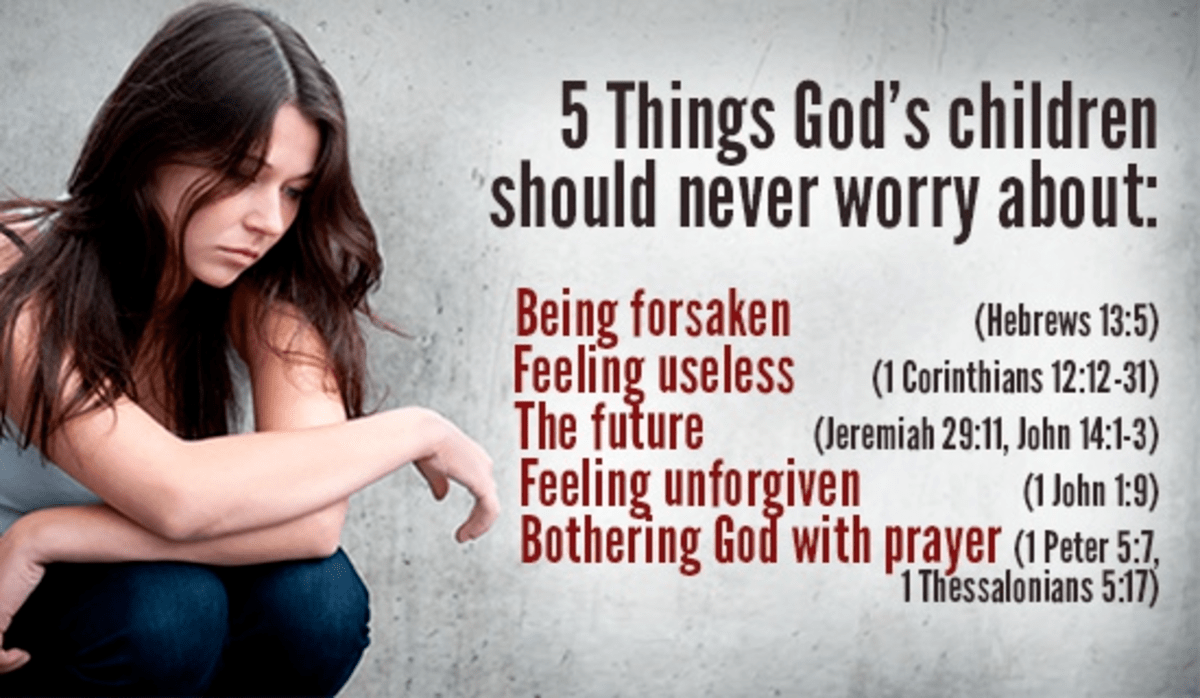 5 Things You Don't Need to Worry About