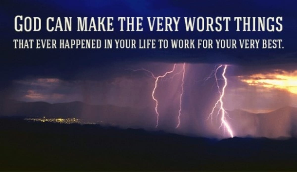 God Can Make the Worst the Best