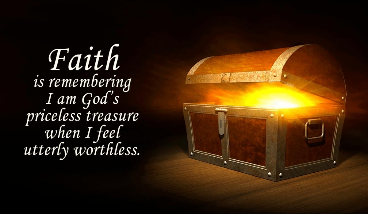 I am God's Priceless Treasure