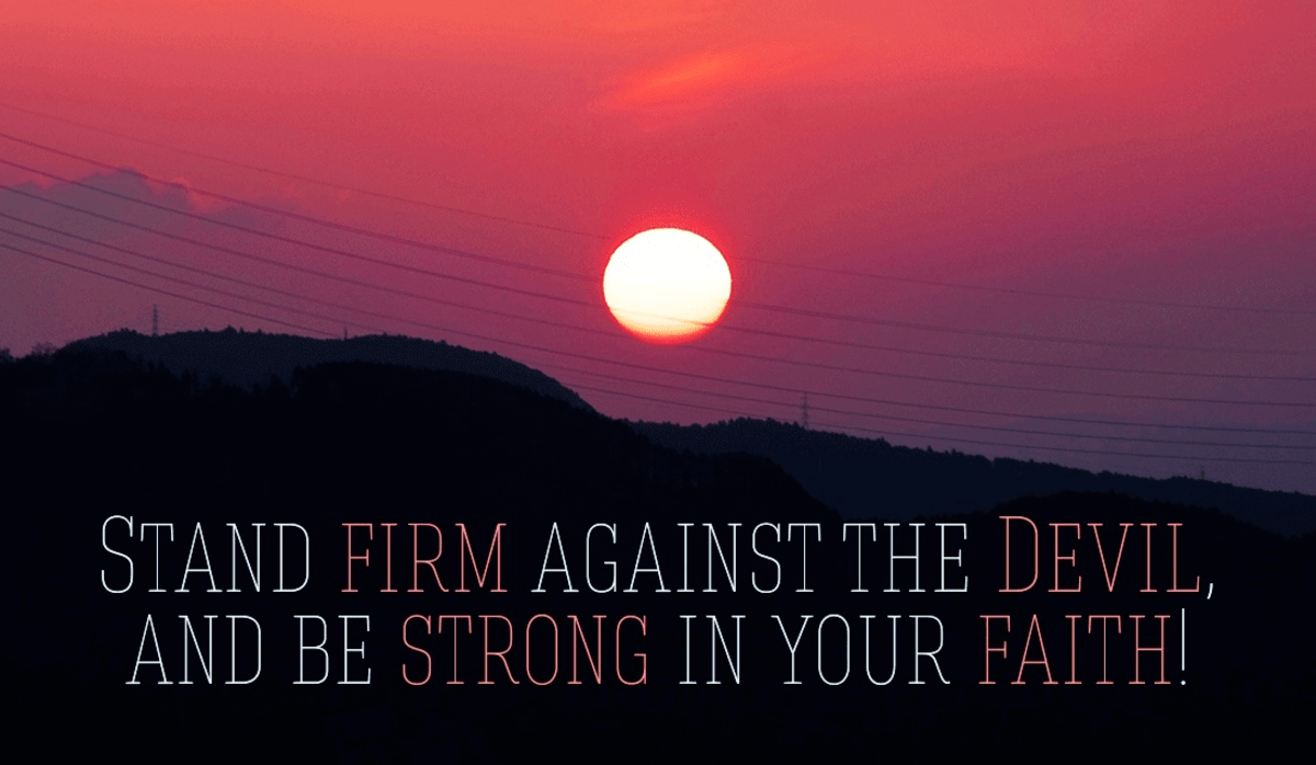 Stand Firm against the Devil