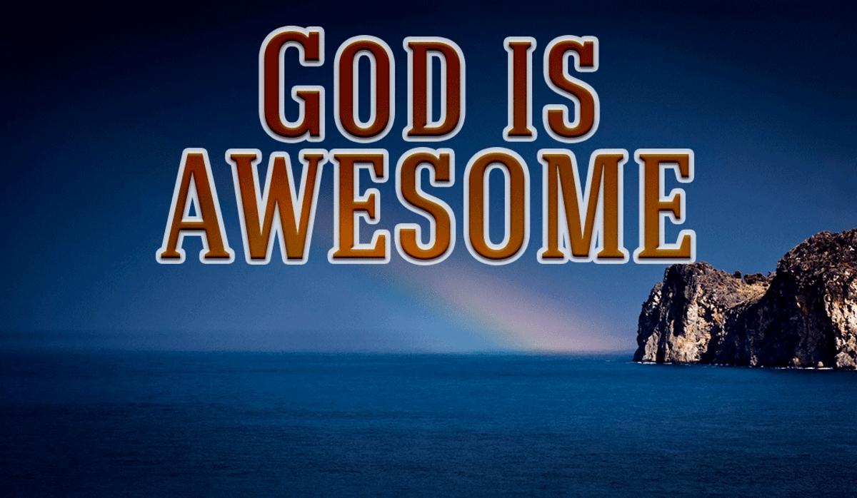 Praise God!