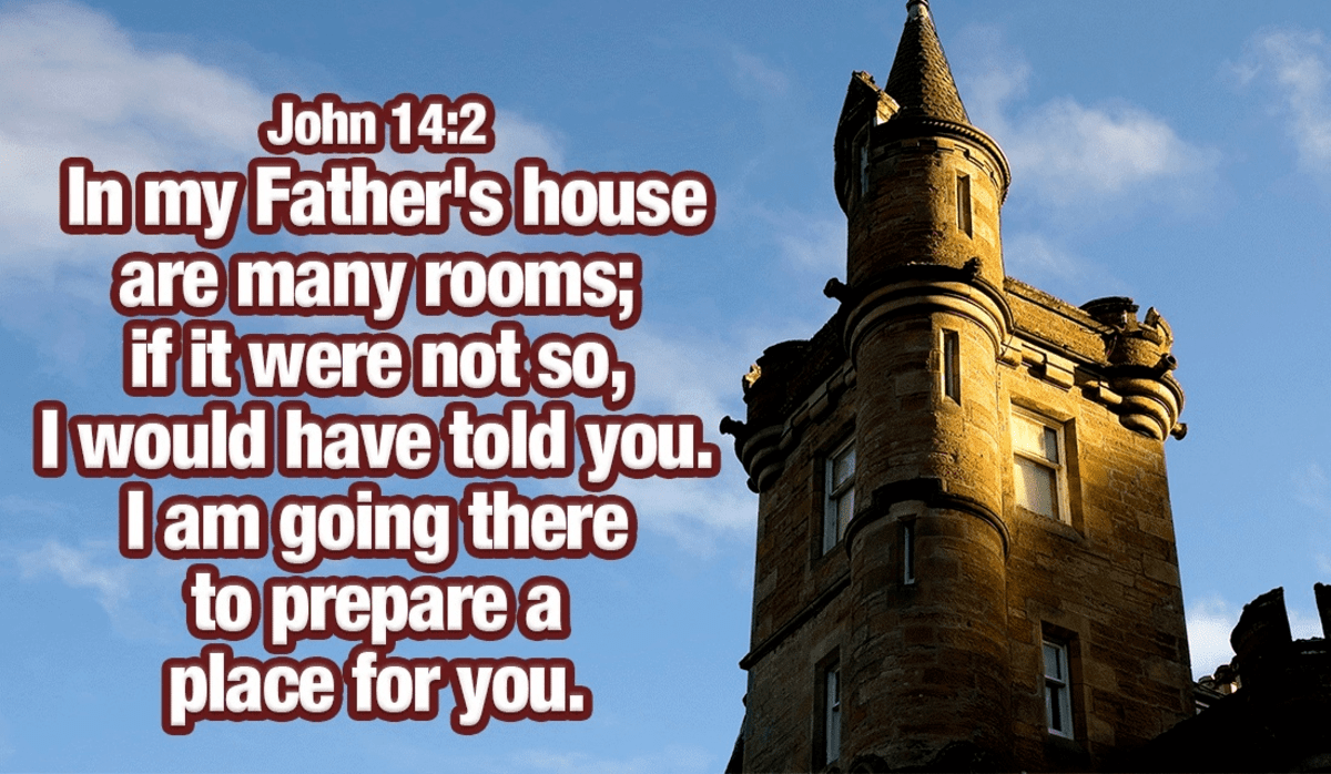 There's a Place for Us in Our Father's House