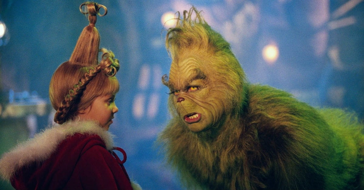5. Dr. Seuss' How the Grinch Stole Christmas