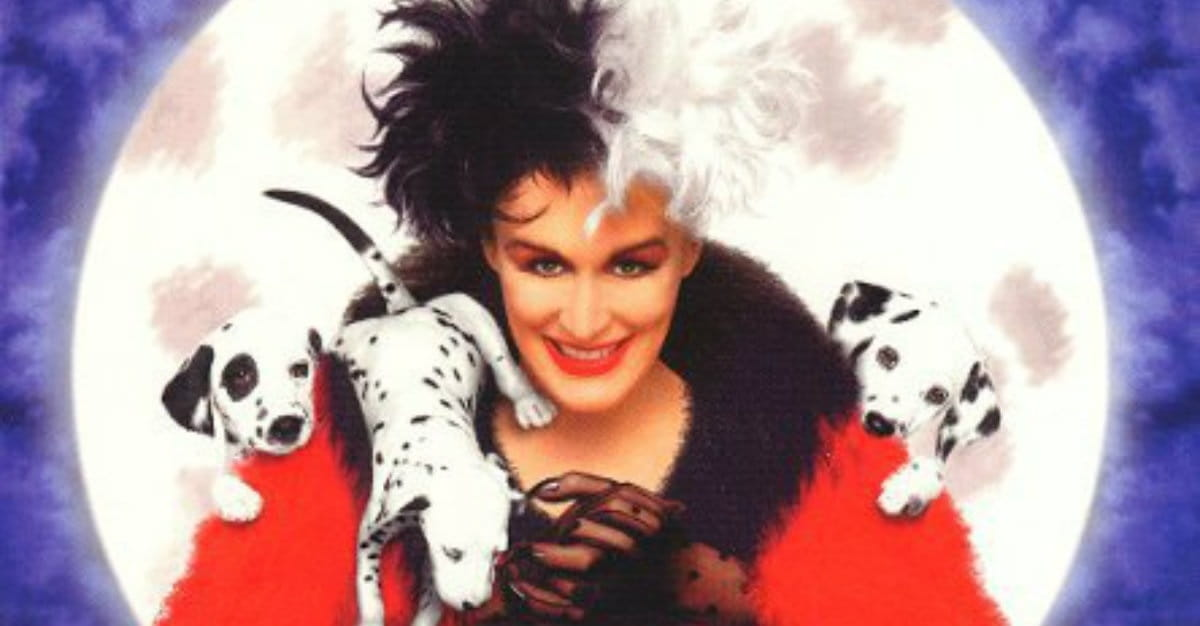 101 Dalmations (G, 1996, streaming June 1)