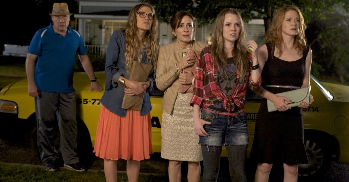 Mom's Night Out (2014)