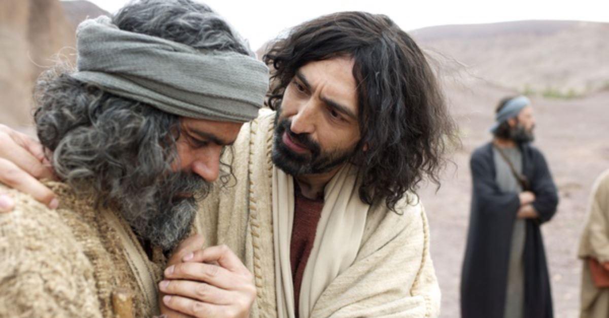 1. The Gospel of Matthew, Mark, Luke, John (October)