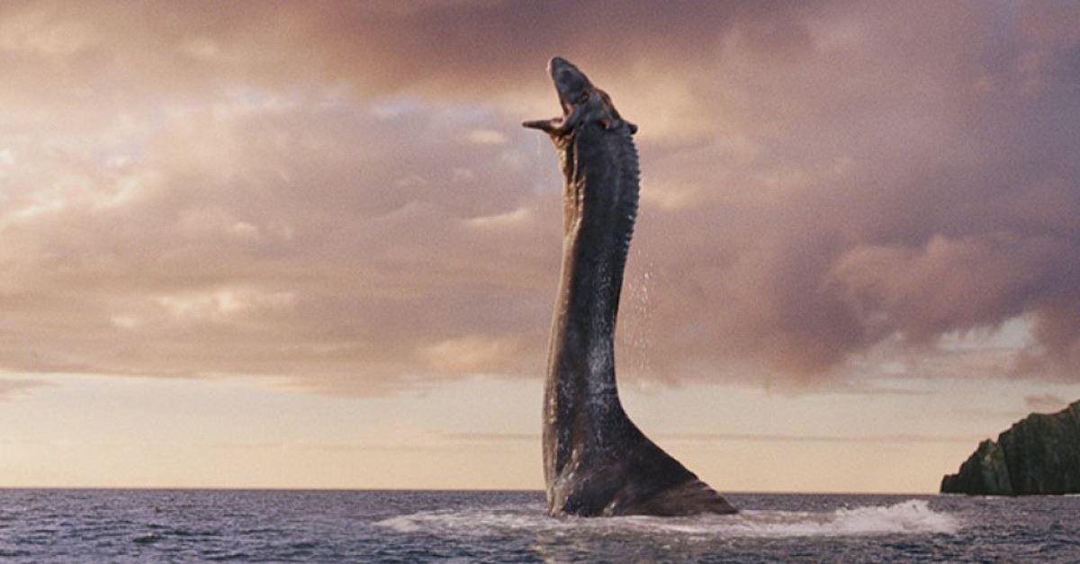 2. <em>The Water Horse: Legend of the Deep</em> (Nov. 1)