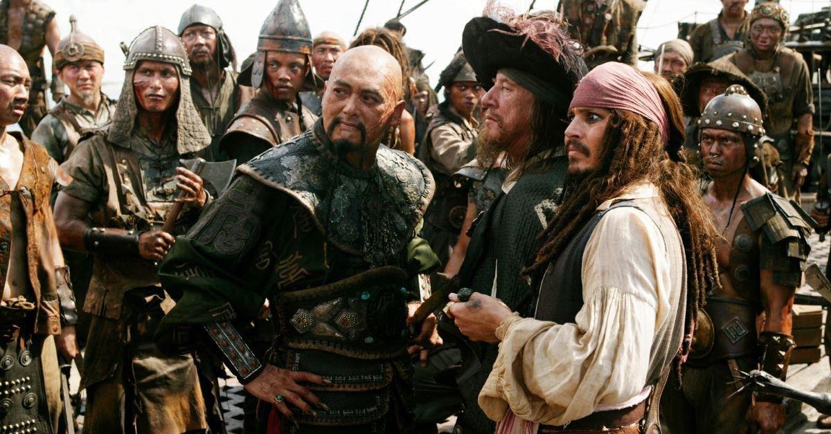 5. <em>Pirates of the Caribbean: At World's End</em> (Nov. 4)
