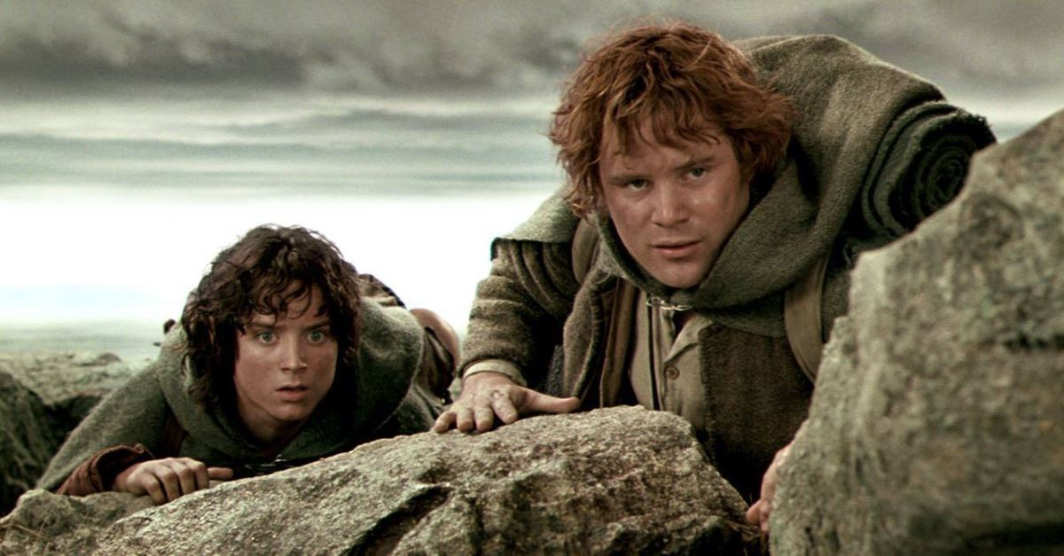<em>The Lord of the Rings</em> series (2001-2003)