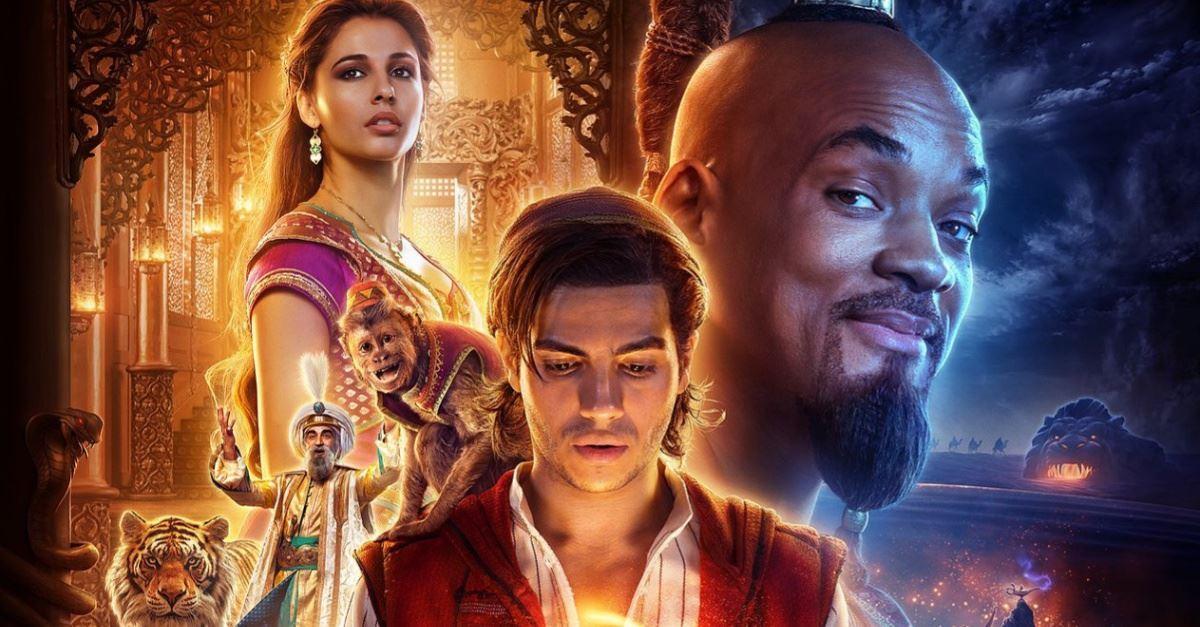 1. Aladdin (May 24)