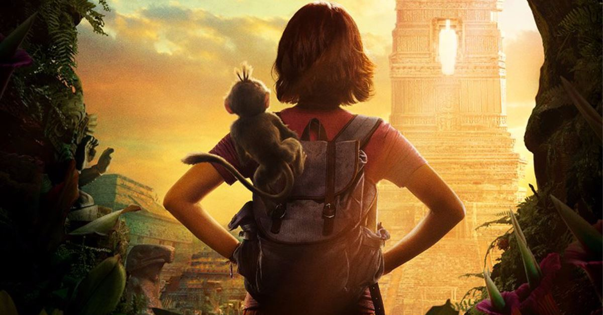 8. Dora and the Lost City of Gold (August 9)