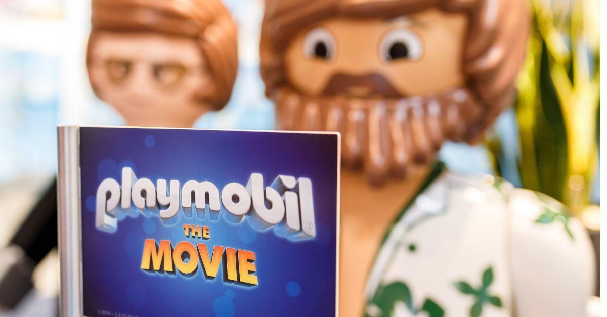 9. Playmobil: The Movie (August 9)