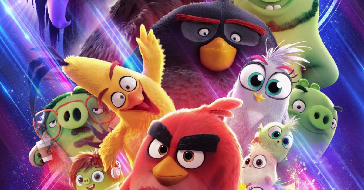 10. Angry Birds 2 Movie (August 14)