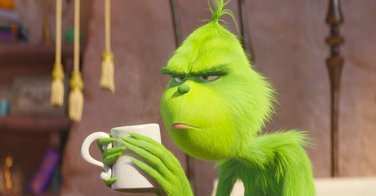 2. <em>Dr. Seuss' The Grinch</em>