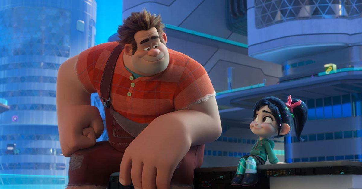 3. Disney's <em>Ralph Breaks the Internet</em>