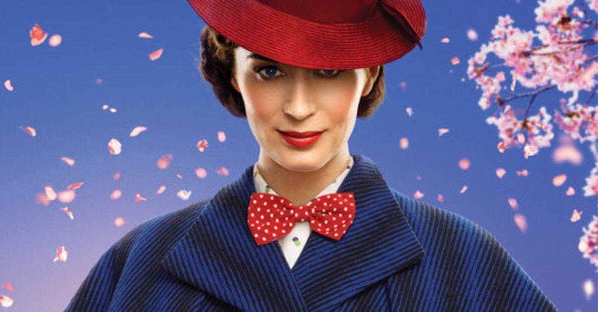 1. <em>Mary Poppins Returns</em>