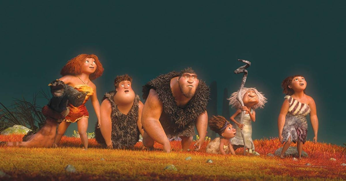 5. <em>The Croods</em>