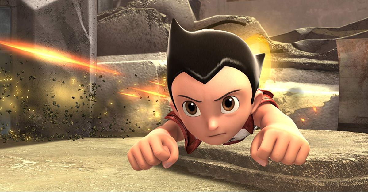 6. <em>Astro Boy</em>