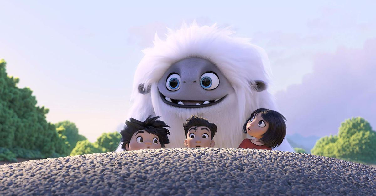 4 Things Parents Should Know about <em>Abominable</em>