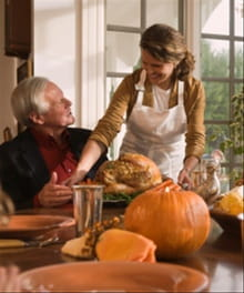Thanksgiving and the Challenge of Affluence
