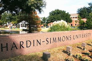 Hardin-Simmons University, best Christian colleges and universities