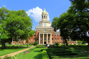 Baylor University, best Christian colleges and universities