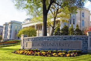 Belmont University, best Christian colleges and universities