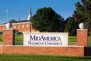 MidAmerican Nazarene University, best Christian colleges and universities