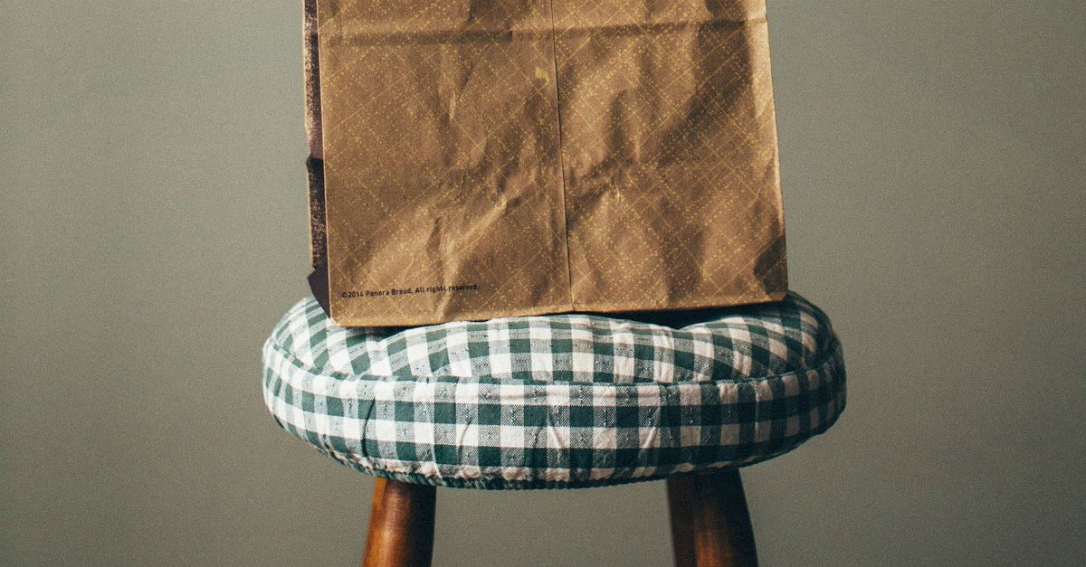 Simple Paper Bag, Powerful Lessons.