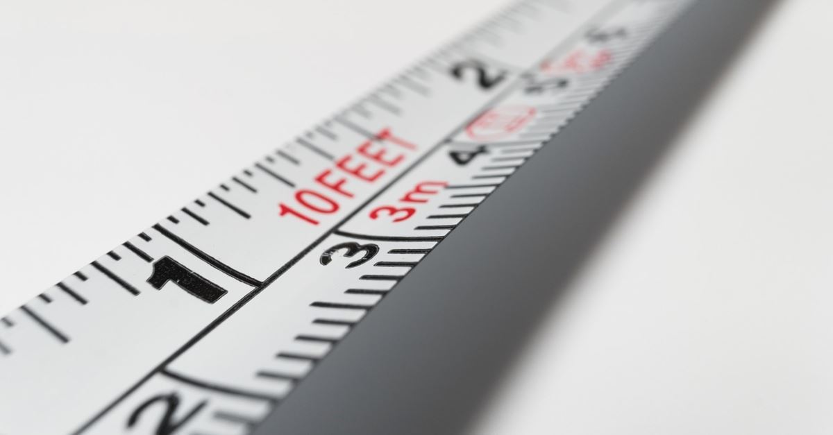 1. Measure Twice, Cut Once