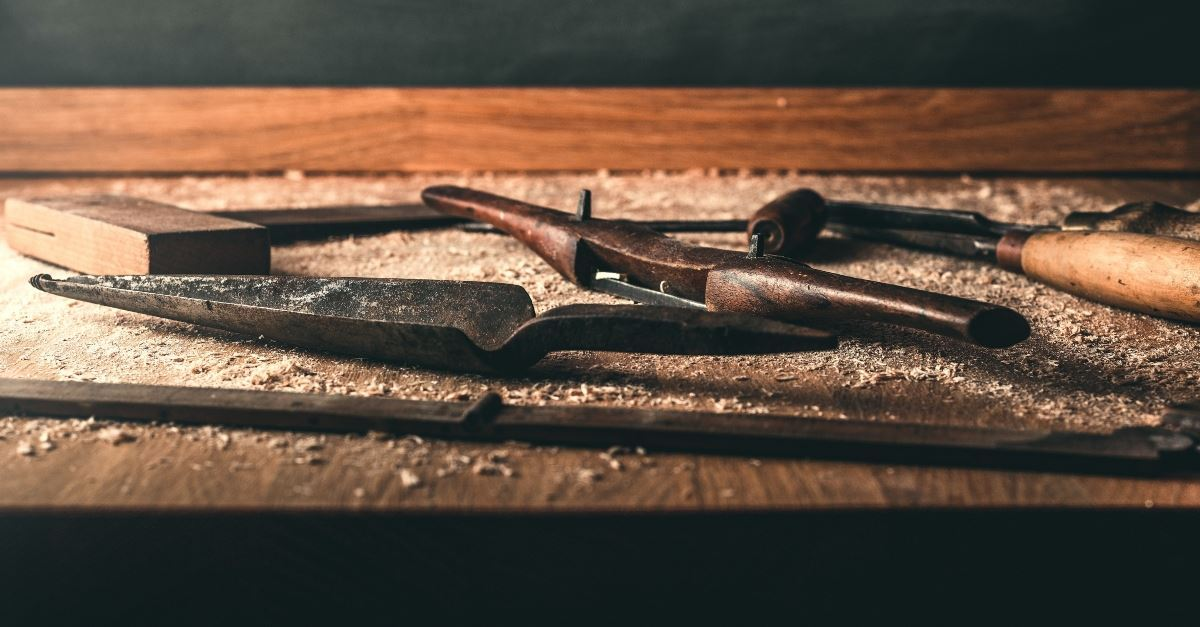4. Take Care of Your Tools