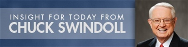 Today's Insight with Chuck Swindoll