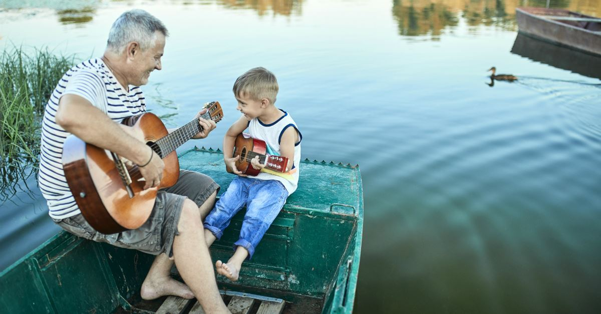Calling All Grandparents: How to Love Your Grandkids