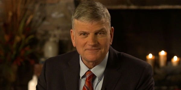 Franklin Graham 600