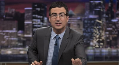 John Oliver Unmasks the Corruption of the Prosperity Gospel