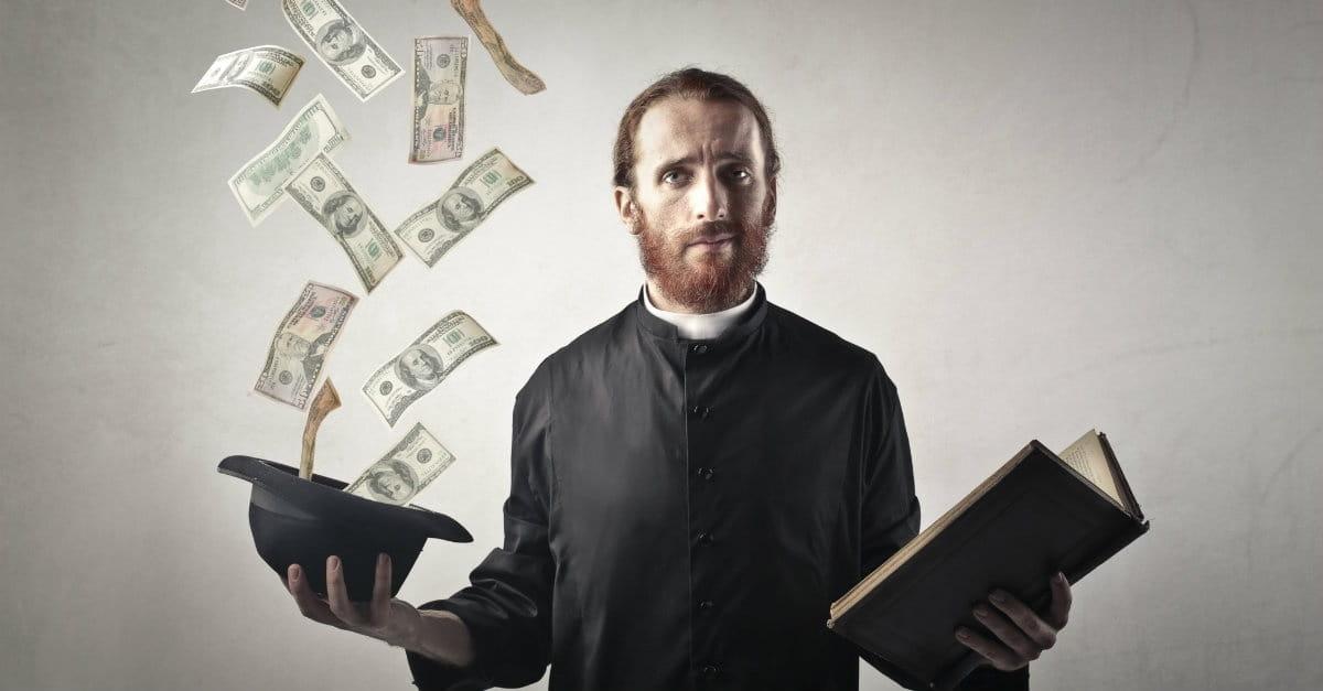 Church Money Gimmicks