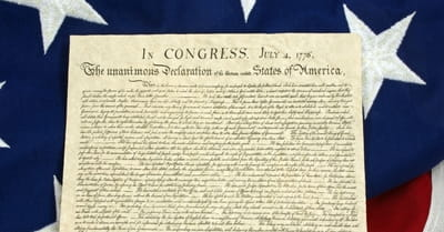 Is the Declaration of Independence Christian? Does it Matter?