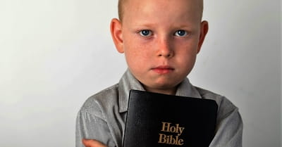 Big Church or Little Church: What's Best for Your Kids?
